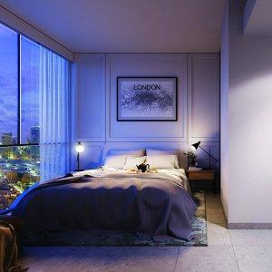 2-х комнатная квартира в Wilton Park Residences I