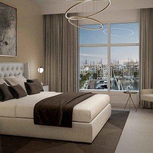 4-х комнатная квартира в Port De La Mer
