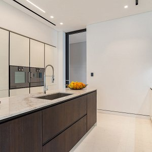 4-комнатный пентхаус в Palm Couture Residences