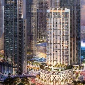 2-х комнатная квартира в Burj Crown
