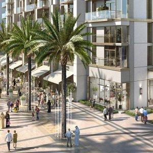 3-х комнатная квартира в Burj Crown